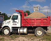 box dump truck